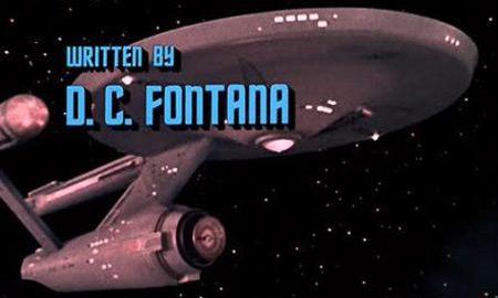 "Dorothy Catherine ""D. C."" Fontana"