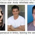 Trojica u konkurenciji za Spartacusa