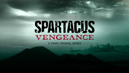 Prvi pogled na novog Spartacusa