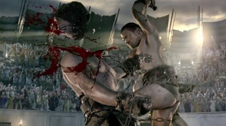Spartacus: Blood and Sand (Starz)