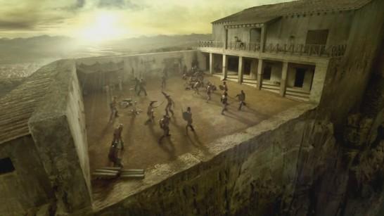 Spartacus: Vengeance – objavljen datum premijere