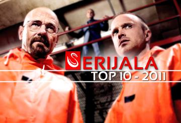 Deset najboljih serija 2011. godine