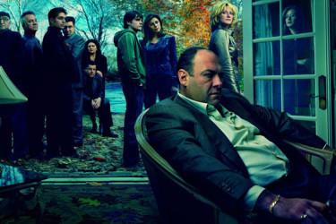 """Obitelj Soprano, serija koja je pokrenula """"novo zlatno doba"""" televizije."""