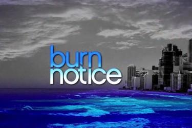 Burn Notice cap