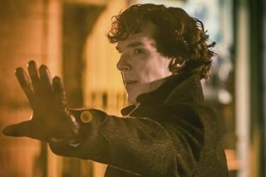 Sherlock series three