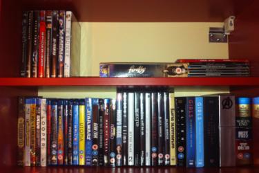 DVDshelf