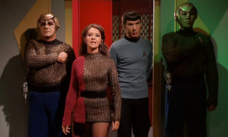 Spock i Romulanci
