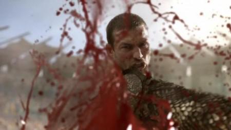 Spartacus, Starz