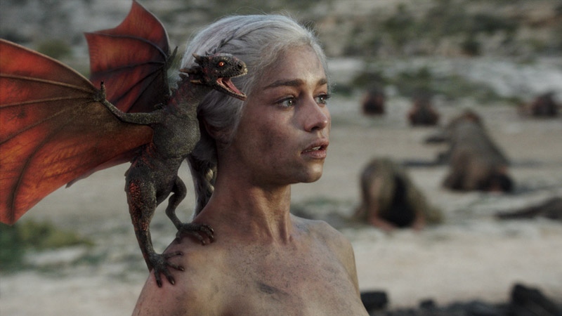 Daenerys Targaryen (Game of Thrones, HBO)
