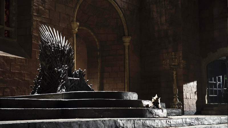 Iron Throne (Game of Thrones, HBO)