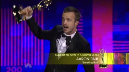 Lanjski dobitnik: Aaron Paul (Breaking Bad)