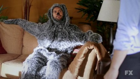 Jason Gann (Wilfred, FX)