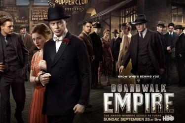 Boardwalk Empire, poster