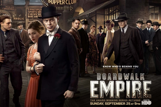 Boardwalk Empire, poster