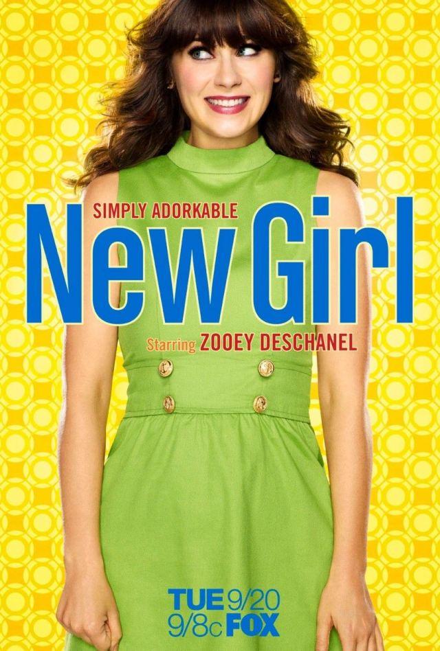 New Girl, poster