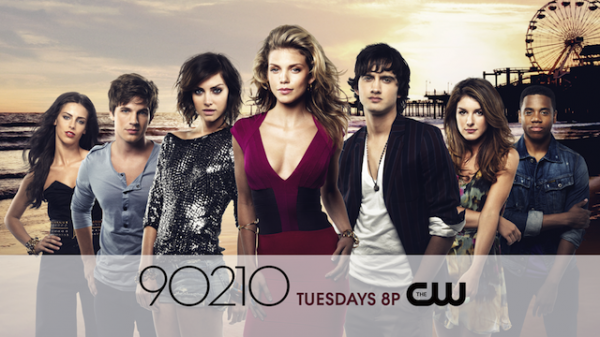 90210, poster