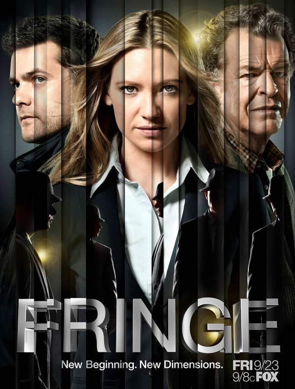 Fringe S4, poster