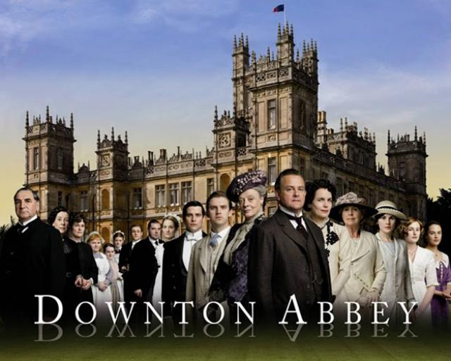 Downton Abbey, poster
