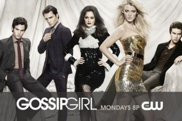 Gossip Girl, poster