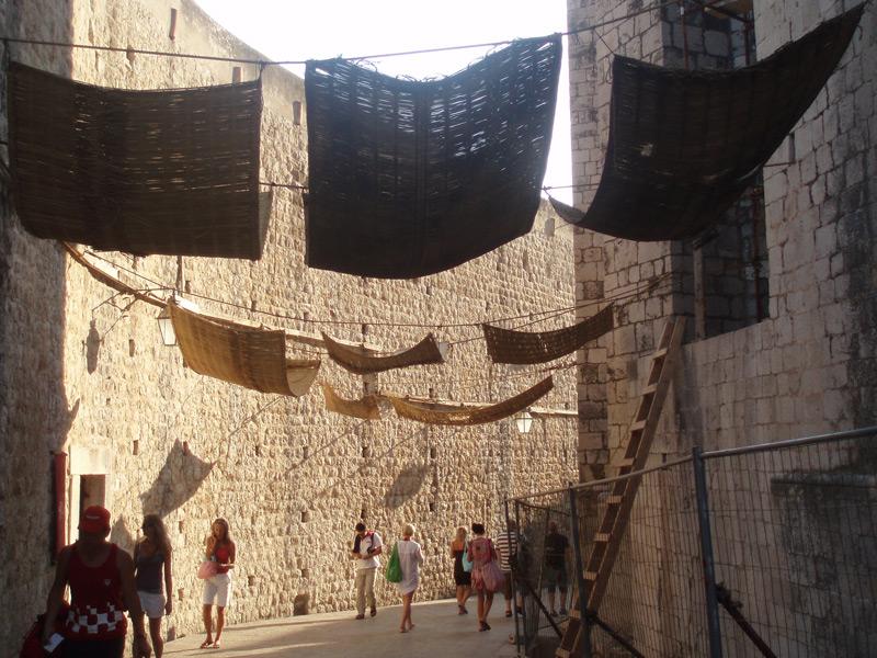 Dubrovnik kao King's Landing