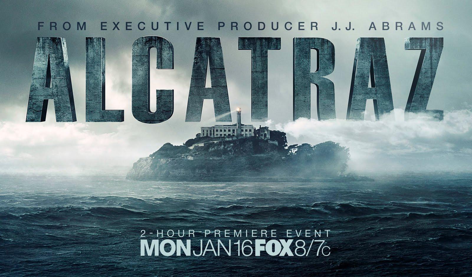 Alcatraz, poster