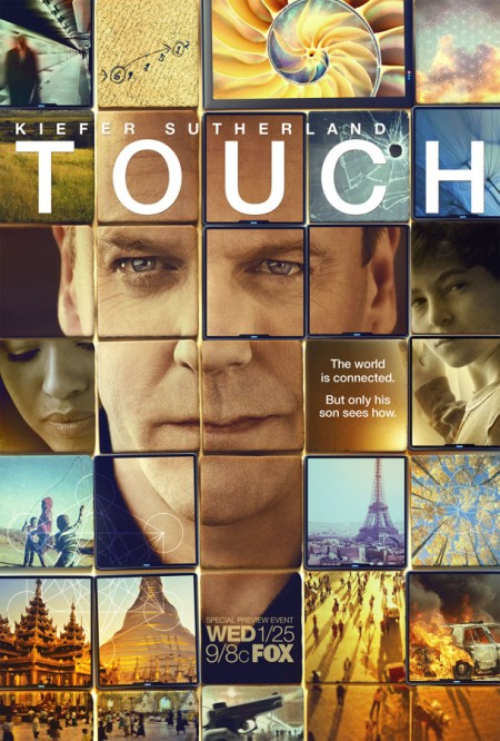 Touch, poster