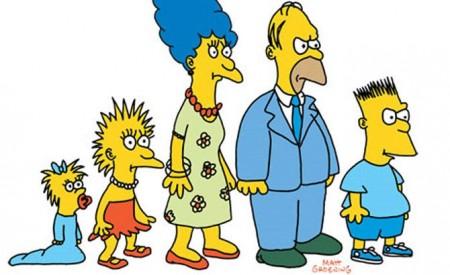 Simpsoni nekad...