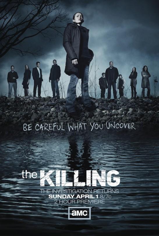 The Killing - poster za drugu sezonu