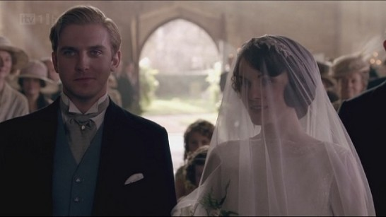19. Downton Abbey
