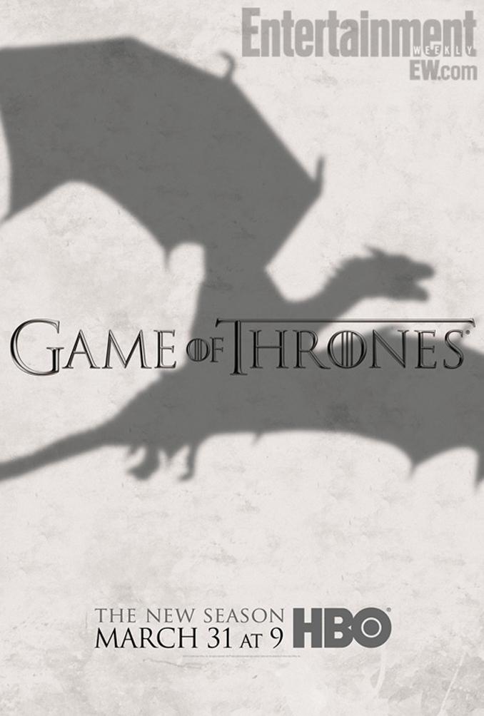 Game of Thrones - poster treće sezone