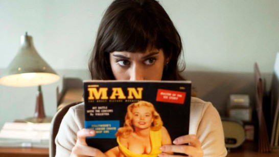 Lizzy Caplan, Masters of Sex; Showtime